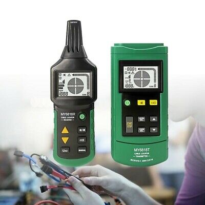 Proffessional MY6818 Cable Wire Finder Locator Tracker Telephone Tester Detector