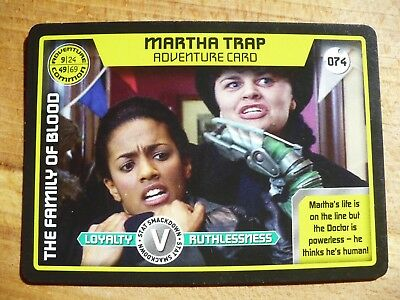 Niesportowe karty na wymianę DR WHO ALIEN ATTAX INDIVIDUAL Cards 179-208 Humanoids Kolekcje Companions and Time Lords