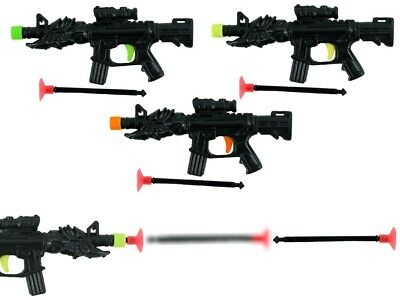kids boys stocking filler mini police playset roll toy gun shooters fancy dress