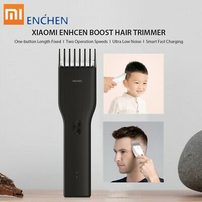 Xiaomi ENHCEN Boost Electric Hair Clipper Trimmer USB Charging for Kids Adult