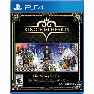 Kingdom Hearts The Story So Far for PS4 PlayStation 4 Disney Kids Game - NEW