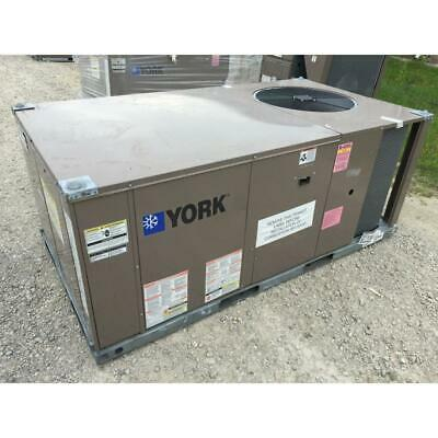 York Zf048H07B4A1Aba1A1 4 Ton Rooftop Gas/Electric Ac Unit 13 Seer, 460-60-3