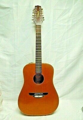 Takamine Electric Acoustic EN-10-12 12 String w/ Case