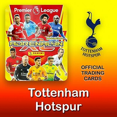 Panini Adrenalyn XL 2019-2020: Tottenham Hotspur cards. Premier League. NEW