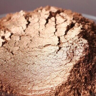 50g Mica Powder Red Coffee Pigment Soap Bath Bombs  Nail Art Additive