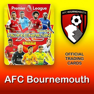 Panini Adrenalyn XL 2019-2020: AFC Bournemouth cards. Premier League. NEW