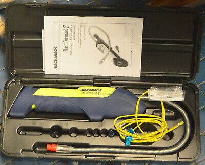 BACHARACH The Informant 2 Refrigerant / Combustibles Leak Detector 0019-9211