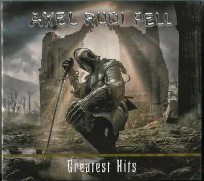 Axel Rudi Pell – Greatest Hits Collection Music 2CD SET