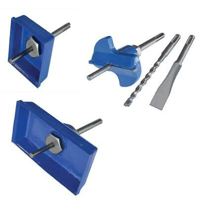 SDS Plus Drill Square Box Cutters Single & Double Electrical Back Boxes Sockets