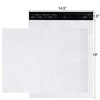"""14.5x19 Poly Mailers Shipping Envelopes Self Sealing Mailing Bags 14.5"""" x 19"""""""