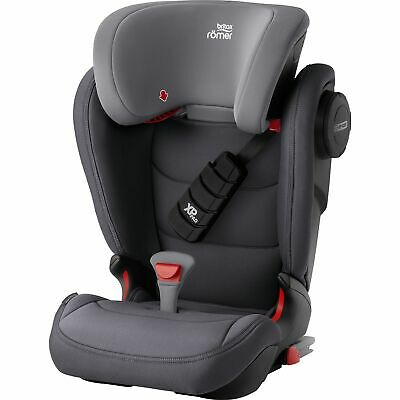 Britax Romer Kidfix III S Group 2/3 Child Car Seat – 15-36kg/4-12Y