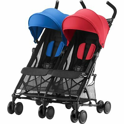 Britax Romer HOLIDAY DOUBLE Pushchair/Stroller/Buggy 6M-15kg