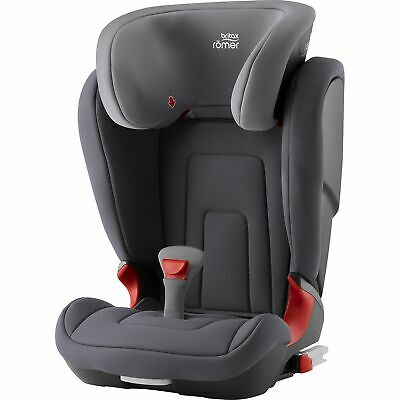 Britax Romer KIDFIX 2 R Group 2/3 Child Car Seat – 15-36kg/4-12Y
