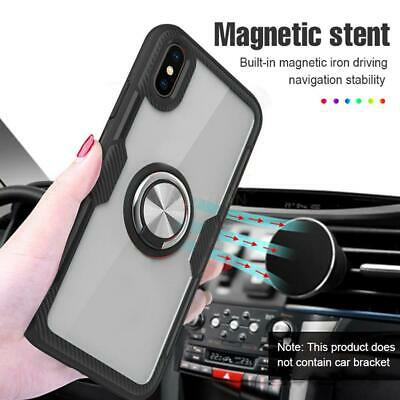 Case For iPhone XR XS MAX 8 7 6 6S Plus ShockProof Soft Phone Cover Silicone