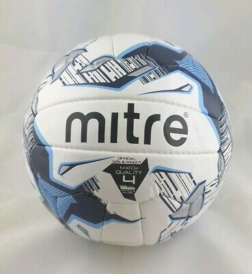 Mitre Nova Football Match Quality Ball Size 4 New Unused Grass Astro Official