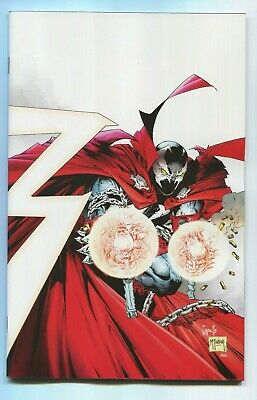Spawn #300 1:25 Capullo & McFarlane Virgin Variant! See Scans!