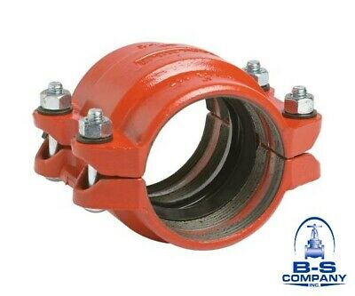 "Victaulic 995 2"" 995 Plain End HDPE Coupling"