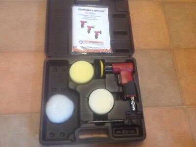 """Chicago Pneumatic CP7201P 3"""" Air Polisher Kit"""