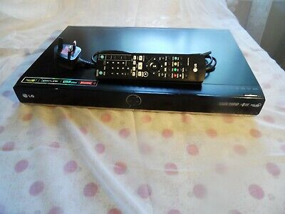 LG RHT498H 250GB DVB-T HDD DVD Player Recorder Freeview