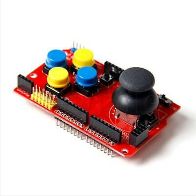New Joystick Pad Keypad Shield PS2 Game Pads for Arduino Raspberry direct plug