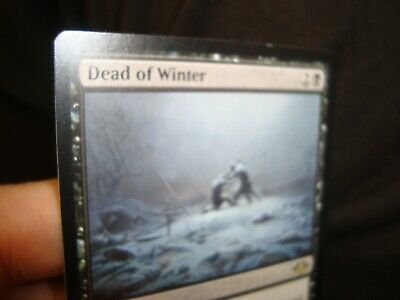 Dead of Winter x4 Modern Horizons MTG