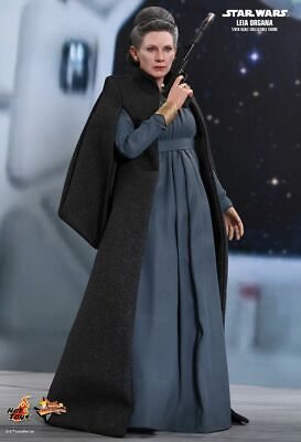 STAR WARS - Leia Organa 1/6th Scale Action Figure MMS459 (Hot Toys) #NEW