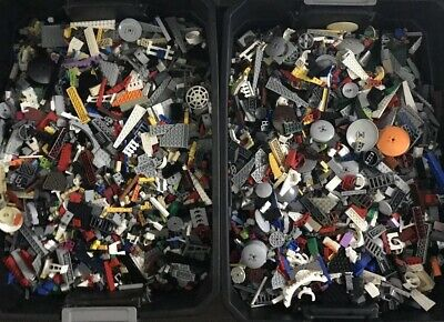 Lego 1-999 Pounds LBS Parts & Pieces HUGE BULK LOT bricks blocks pound city town