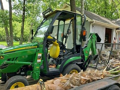CURTIS CAB FOR John Deere 1023E and 1025R With Forward ROPS