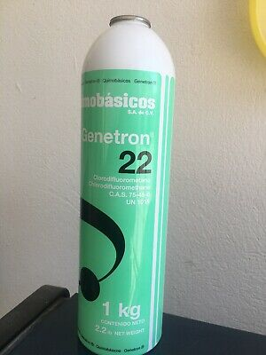 1) 15OZ CAN of Johnsens R-22 R22 Home AC Air Conditioning
