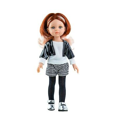 Paola Reina Doll Ruth 32cm Vanilla Scented Gift Boxed New 04518