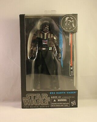 Star Wars The Black Series Darth Vader #02 New Action Figure 6 Inch