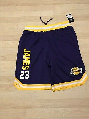 brand new a1453 c0712 LAKERS JUST DON Authentic Shorts, Lakers Store Exclusive ...