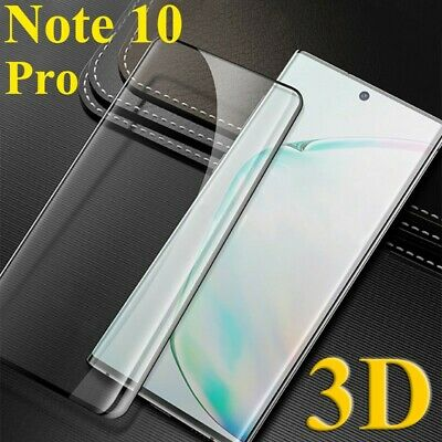 For Samsung Galaxy S10 Note 10 Plus Real Tempered Glass Screen Protector AU RR