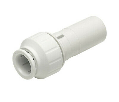 John Guest Speedfit Straight Reducer Push fit Fittings for Plastic or Copper Pip