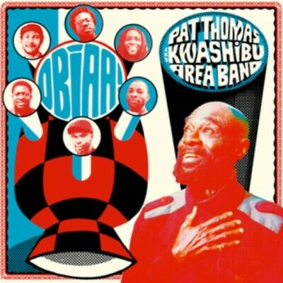 THOMAS,PAT & KWASHIBU AREA BAND - OBIAA! (DL CARD/2LP) (VINYL) Preorder