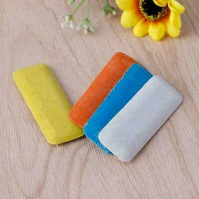4X Tailor's Fabric Chalk 4Color Dressmaker Triangle Tailor Fabric Chalk Sup X0T2