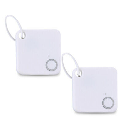 2Pack Bluetooth Tracker-Mate Replaceable Battery Tracker GPS Key Pet Finder New