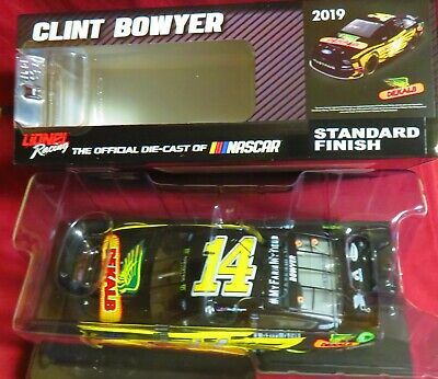 Brand New, 1/24 Action  2019 Mustang, #14, Dekalb, Clint Bowyer      In Hand