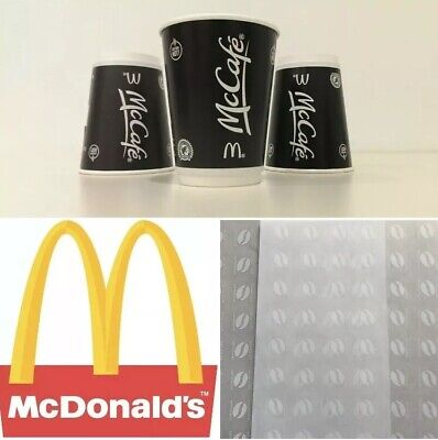 60 X McDonalds Coffee Bean Loyalty Stickers McCafe 31/12/20 expiry date