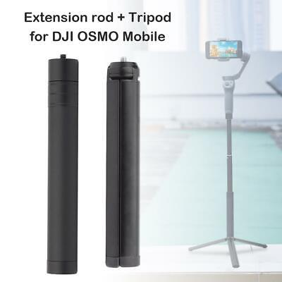 Portable Extension Rod Selfie Stick+Tripod for DJI OSMO Mobile 3 Handheld Gimbal