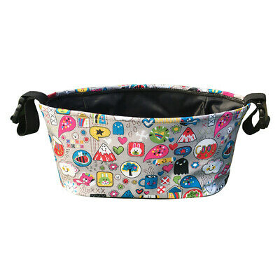 Stroller Baby Outdoor Nappy Changing Bag Diaper Pushchair Hanging Storage Bag
