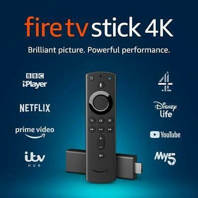 Amazon Fire TV Stick 4K Ultra HD with Alexa Voice Remote | streaming media playe