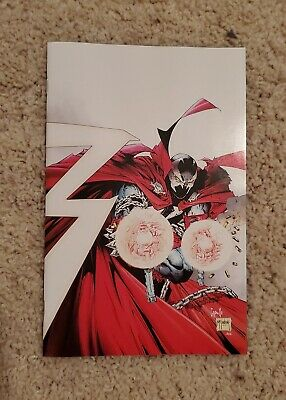 Spawn #300 1:25 Capullo & McFarlane Virgin Variant HTF NM