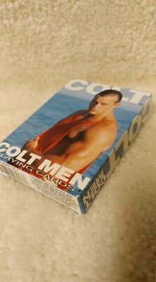 Colt Men Playing Cards- 54 Coated Playing Cards - Naked Male Cards