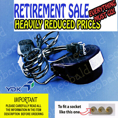 New Genuine Ydk Sewing Foot Control/Pedal And Lead For Most Janome Machines