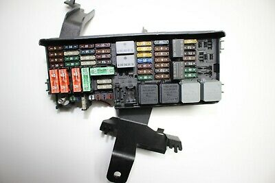 MERCEDES W164 ML R CLASS W251 3.0 CDI REAR FUSE BOX A1645403372  2009-2011