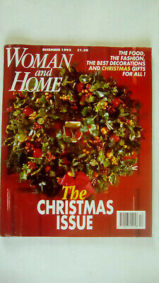 Woman and Home Magazine December 1993
