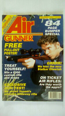 Air Gunner Magazine January 1995