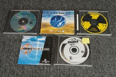 Assorted PC Game Collection