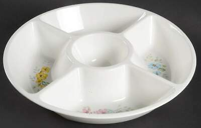 Lenox BUTTERFLY MEADOW Round Melamine Divided Server 10869088